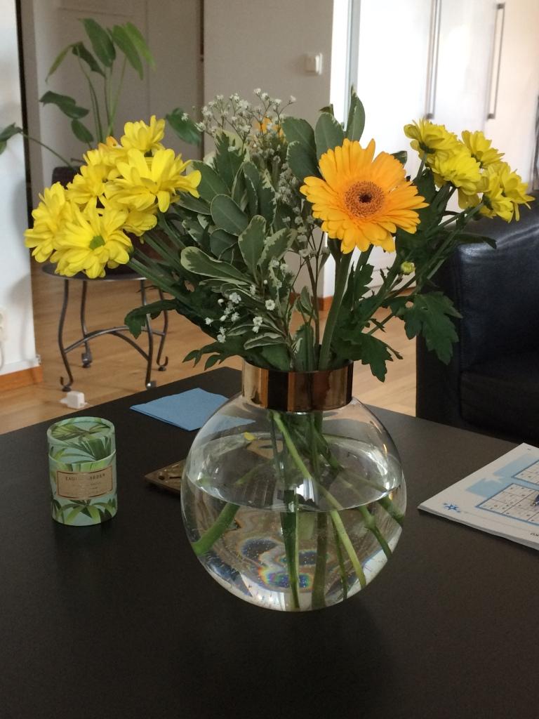 Växter och blommor i Feng shui